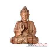 bouddha simple 30 cm bali bg30e