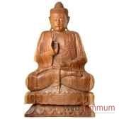 bouddha simple 40 cm bali bg40e