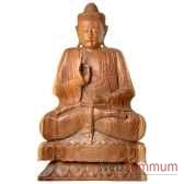 bouddha simple 50 cm bali bg50e