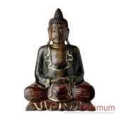 bouddha oeiantique 50 cm bali bscha50