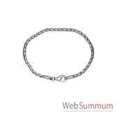 bracelet en argent 19 cm bali 873004 019