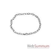 bracelet en argent 22 cm bali 873006 022