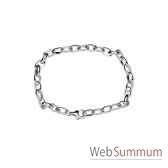bracelet en argent 22 cm bali 873007 022