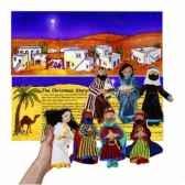 creche nativite the puppet company pc003051