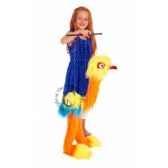 marionnette a fils oiseau tropicathe puppet company pc009402
