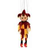 marionnette a fils bouffon jester the puppet company pc009202