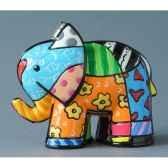 mini figurine eleph britto romero b331843
