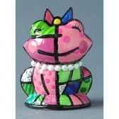 mini figurine grenouille britto romero b331847