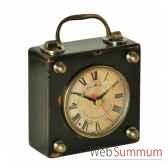horloge de caleche decoration marine amf sc045