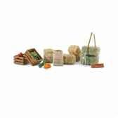kit de nourriture schleich 42105