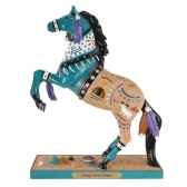 navajo sand painter painted ponies 4027289