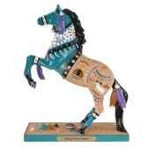 navajo sand painter painted ponies 4027289