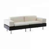 happylife sofa laque slide shap240
