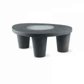 low lita table laque slide sllt035
