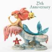 dreaming under the sea arien figurines disney collection 4037501
