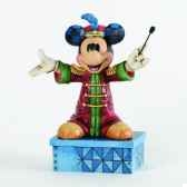the band concert mickey mouse figurines disney collection 4033284