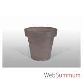 pot fleur lampe 100 cm marron bloom bloom59