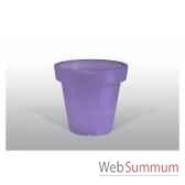 pot fleur lampe 100 cm violet bloom bloom62