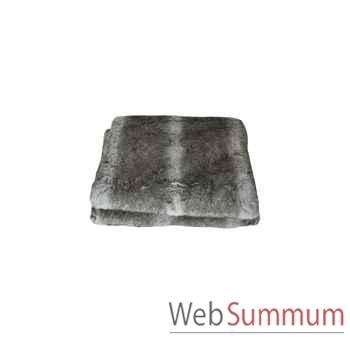 Plaid silver fox Van Roon Living -25636