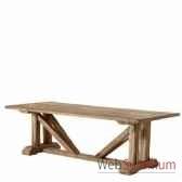 table dining particulier eichholtz 06674