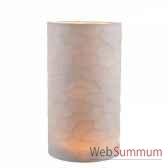 lampe tempete fontana white eichholtz 08066
