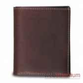 baron portefeuille 3 cartes cuir 4202 06