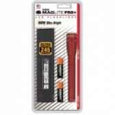 mag led mini r6 led pro rouge blister spp03hu