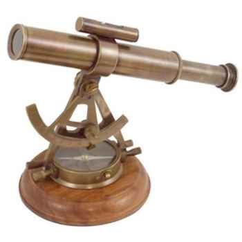 Longue vue sur base boussole Produits marins Web Summum -web0126