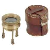 loupe avec etui cuir produits marins web summum web0122