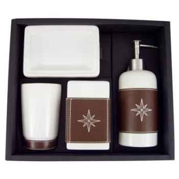 Coffret salle de bain Produits marins Web Summum -web0596