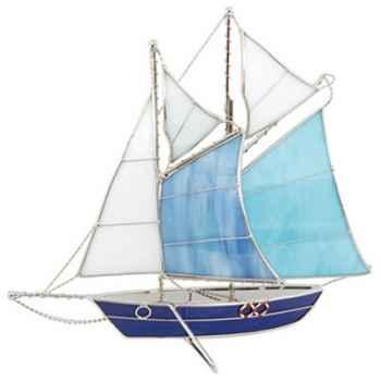 Voilier chromé Produits marins Web Summum -web0651