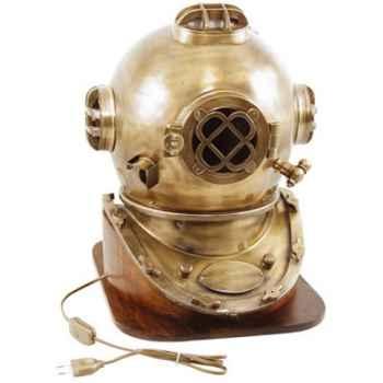 Casque de scaphandre Produits marins Web Summum -web0150