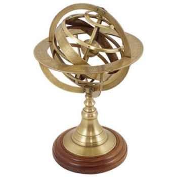 Sphère armillaire Produits marins Web Summum -web0121