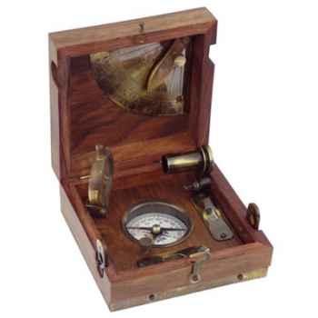 Coffret d'instruments de navigation Produits marins Web Summum -web0166