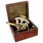 sextant avec coffret bois produits marins web summum web0167