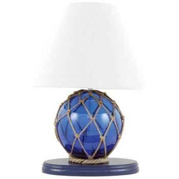 Lampe flotteur de pêche bleu Produits marins Web Summum -web0641