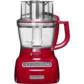 kitchenaid robot menager multifonctions coloris rouge empire cuisine 10768