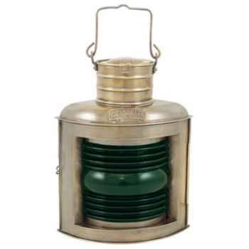 Lampe marine tribord Produits marins Web Summum -web0286