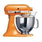 kitchenaid robot boinox 48 tangerine artisan cuisine 665999