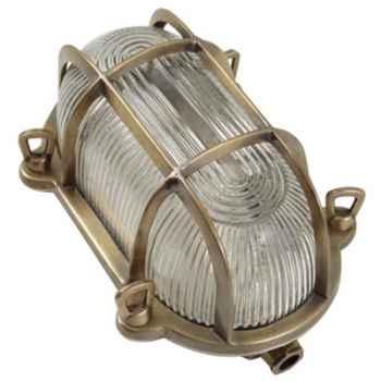 Plafonnier ovale étanche Produits marins Web Summum -web0284