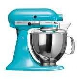 kitchenaid robot boinox 48 bleu lagon artisan cuisine 9150