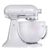 kitchenaid robot boverre depoli 48 blanc givre artisan cuisine 9151