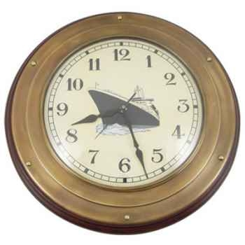 Horloge paquebotde croisière Produits marins Web Summum -web0278