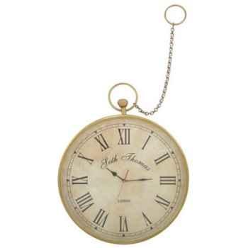 Horloge montre gousset Produits marins Web Summum -web0607