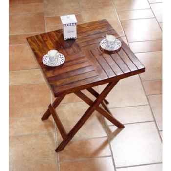 Table bois pliante Produits marins Web Summum -web1234