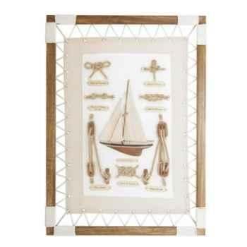 Tableau noeuds marins Produits marins Web Summum -web0654