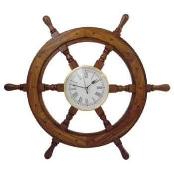 Barre à roue horloge Produits marins Web Summum -web0105
