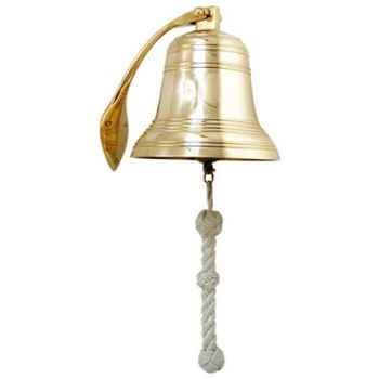 Cloche laiton Produits marins Web Summum -web0147