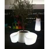 banc sardana lumineux qui est pau380122