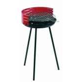barbecue a charbon rond 42cm mod c42 carton de 4 unites alperk 9801 3663141